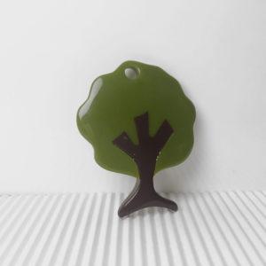 ciondolo a forma di albero