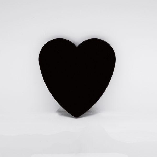 spilla a forma di cuore